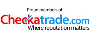 Proud members of Checkatrade